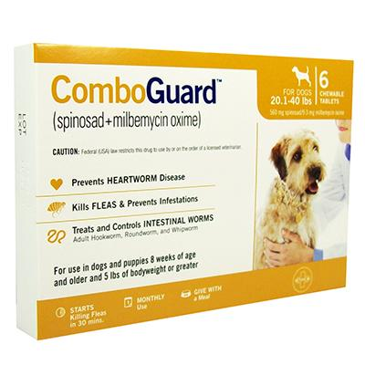 Image for ComboGuard for Dogs
